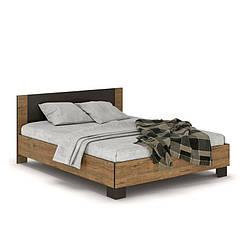 Ліжко Вероніка\Вероніка Меблі Сервіс (дуб апріл, дуб самоа) 160*200