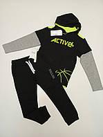 Спортивный костюм для мальчика 5-6 років (116 см).