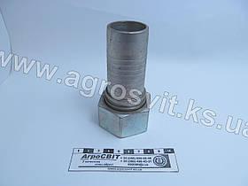 """Ниппель DKR 1.1/2""""-12 (под шланг dу=38 мм.)"""