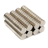 Магниты неодимовые 5x3мм N35 Effetool, 100 шт