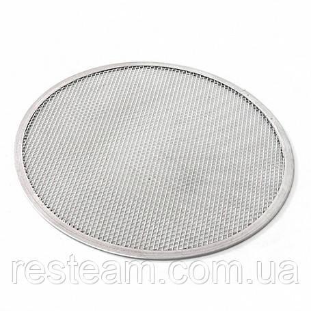 DF33 Сітка для піци д 33 см з алюмінію