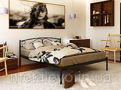Металлическая кровать ВЕРОНА-1 двуспальная, 180х200