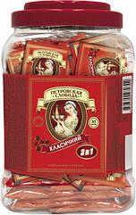 Слобода Кави в пакетиках 3 в 1 Класичний 50 пакетиків у пластиковій упаковці