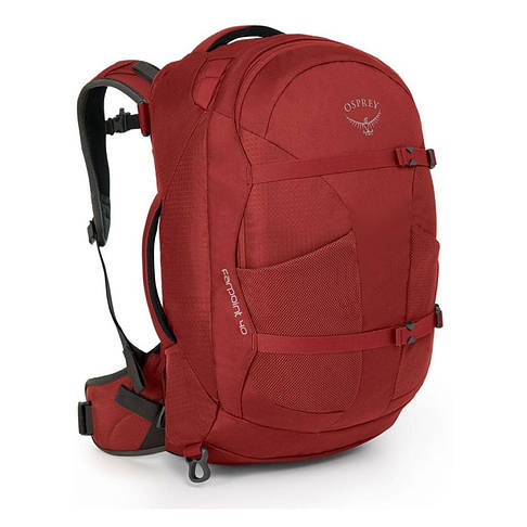 Рюкзак Osprey Farpoint 40 M/L Jasper Red, фото 2