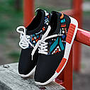 Женские кроссовки черные (Код: 200), фото 2