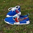 Женские кроссовки голубые (Код: 200), фото 2