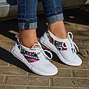 Женские кроссовки белые (Код: 200), фото 4