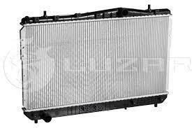 Радиатор охлаждения TACUMA (00-) 1.6i / 1.8i LRc 0522 Luzar 96813422 96271477 296008A1