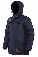 Чоловіча зимова куртка AIRBOSS Mars Parka 171000223223 (синя)