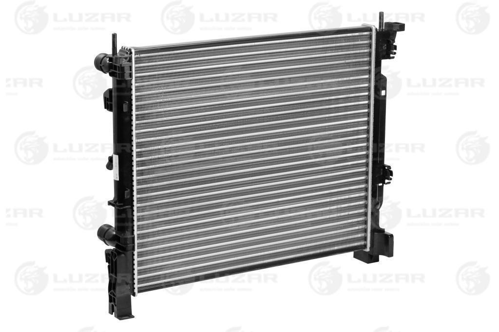Радиатор охлаждения KANGOO (09-) 1.5D/1.6I AC+ (562*488*23) АКПП/МКПП LRc 0973 Luzar 8200455801 A4155000102