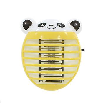 Уничтожитель насекомых Lesko Bear Yellow электрическая ловушка-отпугиватель от комаров