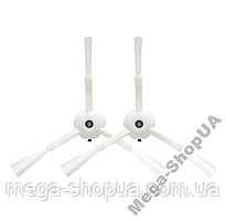 Боковая щетка 2 штуки для робота-пылесоса Xiaomi Mijia / RoboRock S50 S51 S55 S5 Max S6 E20 C10 Xiaowa