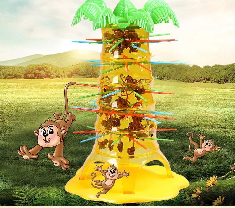 Настольная игра Обезьянки monkeys