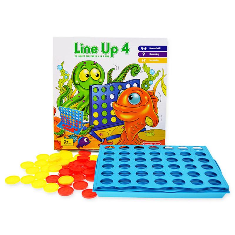 Настольная игра Четыре в ряд LINE UP 4