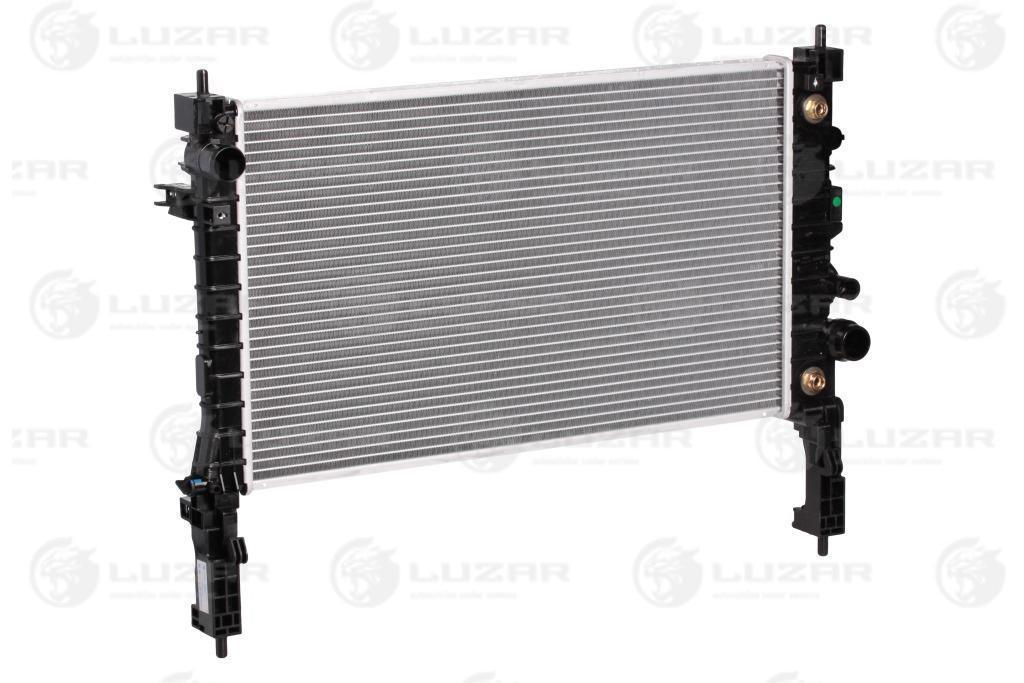 Радиатор охлаждения Opel Mokka (13-) 1.4T МКПП/АКПП, 620*368*26 (LRc 21151) Luzar 95298556