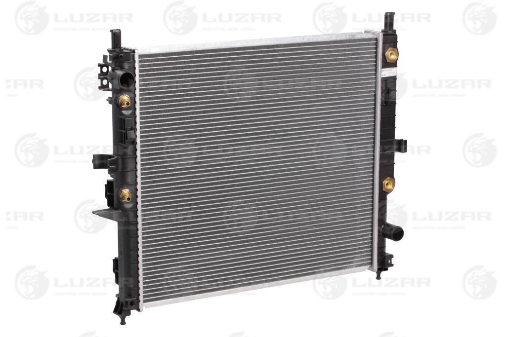 Радиатор охлаждения Mercedes-Benz ML (W163) (97-) АКПП LRc 15163 Luzar A1635000003;A1635000404;A1635002204