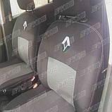 Авточехлы Renault Trafic (1+1) 2001- EMC Elegant, фото 2