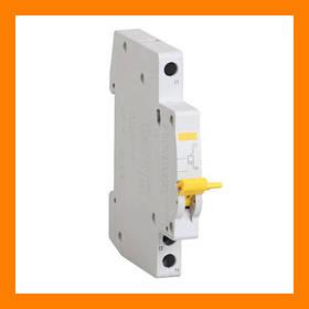 Аксесуари для модульних автоматичних вимикачів