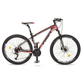 Гірський Велосипед 27,5 EB275STUBBORN CB275.1 чорно-червоний