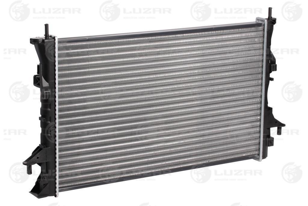 Радиатор охлаждения Laguna (01-)/Espace IV (02-) МКПП/АКПП (AC +/-) LRc 0964 Luzar 8200008764 7711134656
