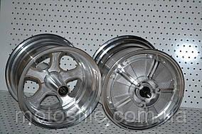 Моторколесо 2000W City Coco Комплект Титановые колеса R10