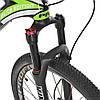 Горный Велосипед 27,5 EB275STUBBORN CB275.3 черно-зеленый, фото 4