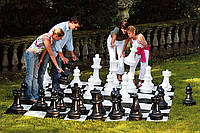 Большие шахматные фигуры Rolly Toys 210