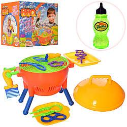 Детская мыльная игра Кухня BW2016 Bubble BBQ