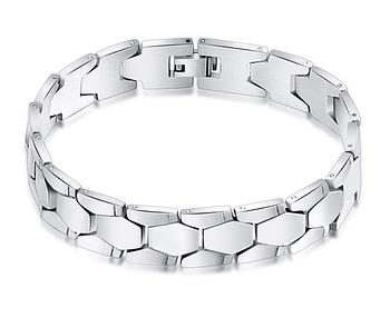 Мужской браслет Primo Metall Cobra - Silver