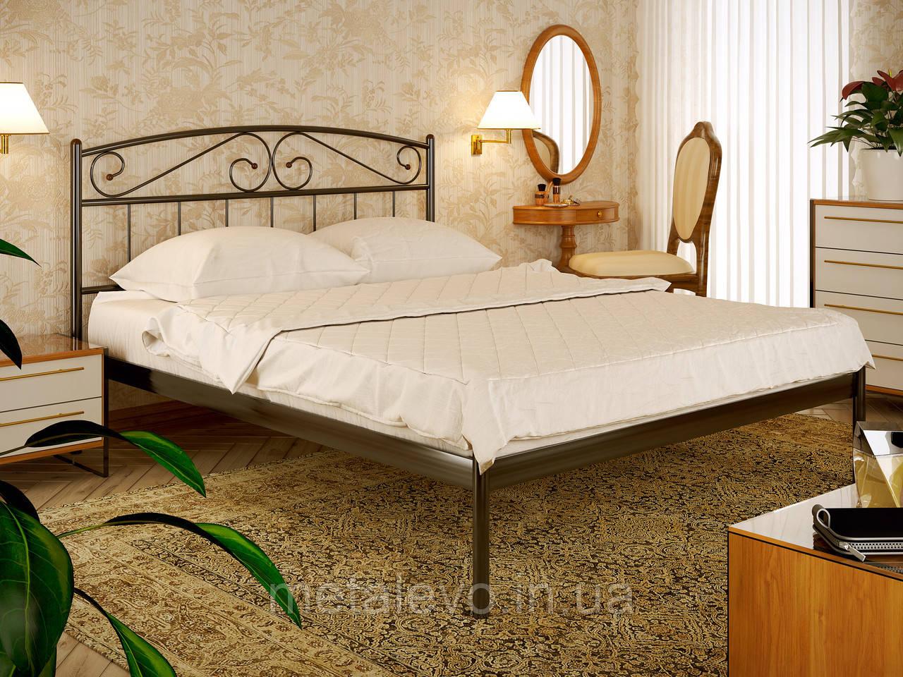 Металлическая кровать ВЕРОНА XL ТМ Метакам