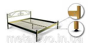 Металлическая кровать ВЕРОНА XL ТМ Метакам, фото 2