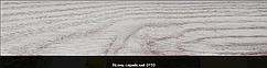 Плінтус пластиковий ТЕКО Люкс Р0110 Ясен сирійський з кабель каналом, широкий по підлозі, м'які краю