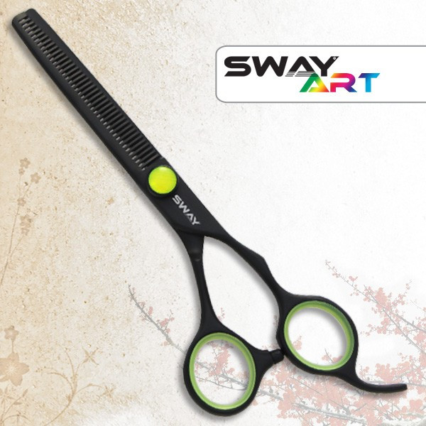 """Філіровочні ножиці SWAY ART 2014 Neon G (110 36060G) 6,00"""""""