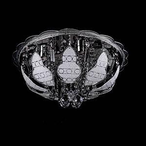 """Люстра """"торт - классика"""" с подсветкой на пульте управления (6 лампочек) P5-Y1489/6+28W/"""