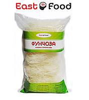 Лапша стеклянная из бобов мунг Фунчоза, East Food, 0,5кг
