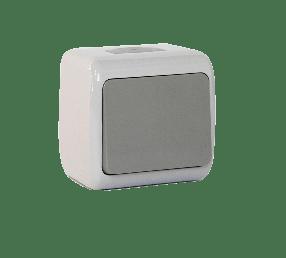 Вимикач одноклавішний  E8005-01 Erste Outdoor