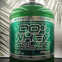 100% Whey Isolate Scitec Nutrition 2000 грамм, изолят, фото 1