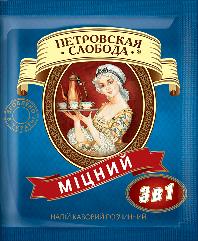 Кава 3 в 1 Слобода Міцний 25 пакетиків