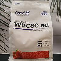 Сывороточный протеин Островит OstrovitWPC 80 900g