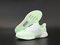 Женские Adidas Climacool салатовые