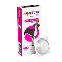 Таблетки Бравекто (Оригинал Нидерланды) от блох и клещей для собак 40-56 кг