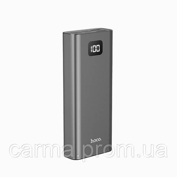 Мобильная зарядка Power Bank HOCO J46 10000 mAh Серая