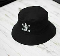 Панама мужская лето Adidas черная. Реплика. Много других брендов. В 4х цветах