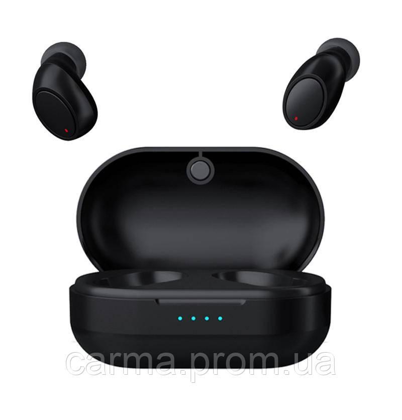 Беспроводные Bluetooth наушники AIR-3 Черный