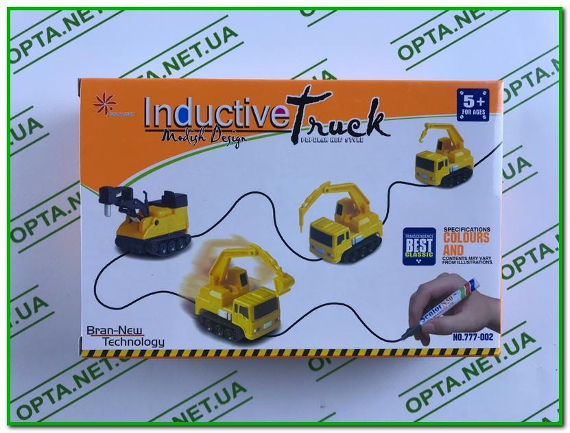 Индуктивная машинка StreetGO Inductive Truck