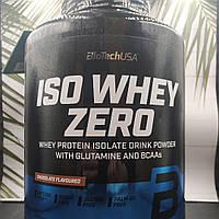 Iso Whey Zero Lactose Free BioTech USA 2270 грамм