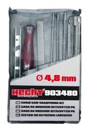 Набор для заточки цепи Hecht 903480 SKL