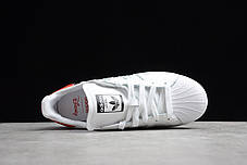 "Кроссовки Adidas Superstar Mickey Mouse ""Белые"", фото 3"