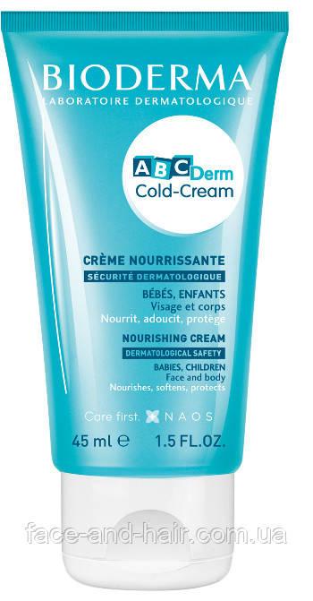 Крем-колд Bioderma АВСDerm Cold-Cream 45 мл
