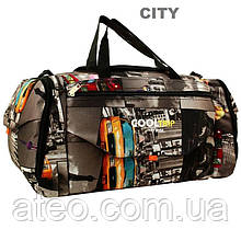 Дорожня спортивна сумка RGL 25C 74л сіті
